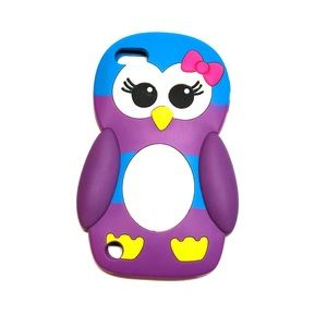 iPod 5 Penguin Case